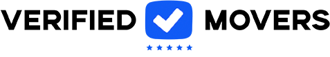 Verified Movers Logo Footer