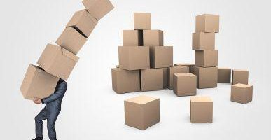 Free cardboard boxes and where to find them