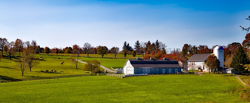 Connecticut countryside