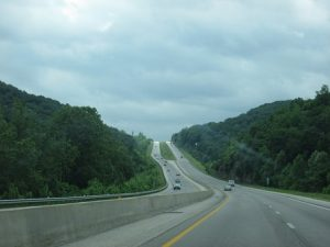On the road with long distance moving companies Arkansas