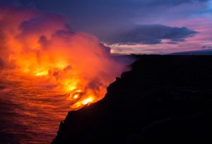 Should you move to Hawaii from the mainland, beware of lava and volcanoes