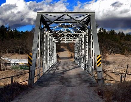 a road somewhere in Nebraska