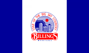 Billings flag - learn to love with the help of long distance moving companies Billings.