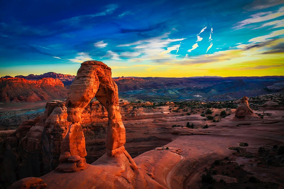 National Park in Utah - allow your long distance moving companies Utah to pack everything for you safely and securely.