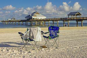 Beach in Tampa