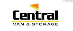 Central Van & Storage