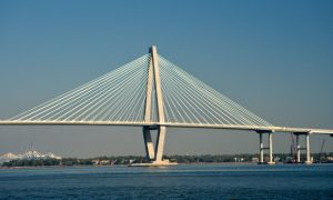 Bridge in South Carolina - one of the many paths your cross country moving companies South Carolina might choose.