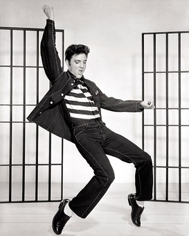 Moving to the home of Elvis Presley