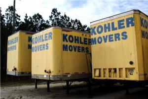 Kohler Moving & Storage