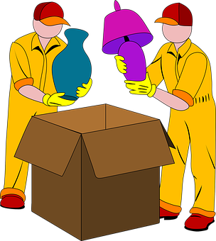 Professional movers and packers assist you on every step of the long distance way