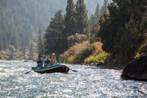 Rafting in Butte is one of many activities you can explore.