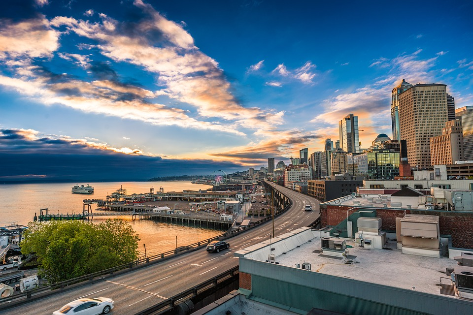 You will find that 60% of Washington state residents choose the Seattle area for their new home.