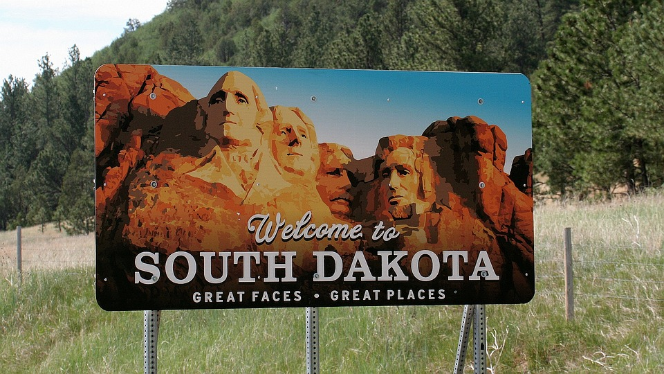 Great Faces, Great Places - welcome to South Dakota.
