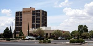 Wells Fargo in Las Cruces - one of many businesses to explore after long distance moving companies Las Cruces help you relocate.