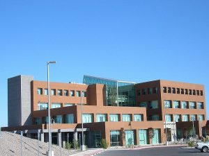 City Hall in Rio Rancho.