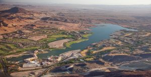 Long distance moving companies Henderson recommend that you visit Lake Las Vegas, and stay hydrated at all times.