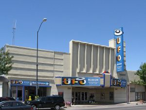 International UFO Museum in Roswell - one of the many places to visit after long distance moving companies Roswell help you settle.