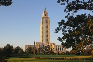Capitol in Baton Rouge