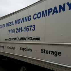 Costa Mesa Moving Company