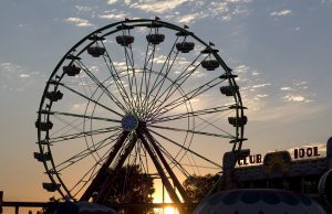 Ferris Wheel - enjoy the State Fair once you're long distance moving companies Grand Island get you settled.