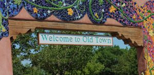 The heart of Albuquerque - Historic Old Town