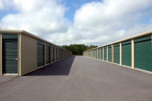 the right size storage unit