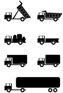 Different types of trucks you should know before renting a moving truck.