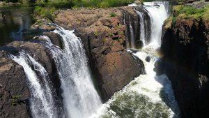 Waterfalls in Paterson, NJ