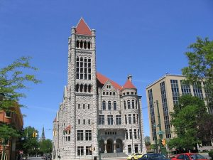 Syracuse city hall - let long distance moving companies Syracuse help you settle in.
