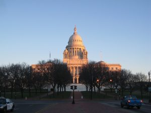 State House in Providence