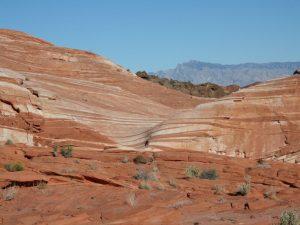 Hills in the Nevada desert.!