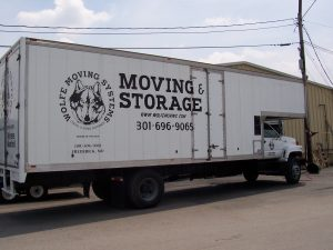 WOLFE MOVING SYSTEMS, INC.