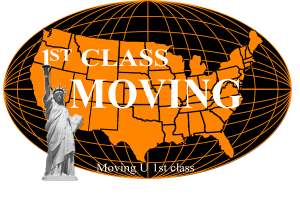 1st Class Moving Inc