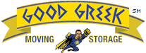 Good Greek Moving and Storage