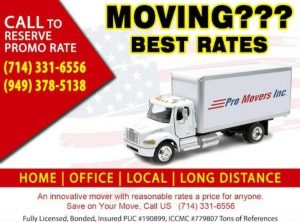 Pro Movers Inc