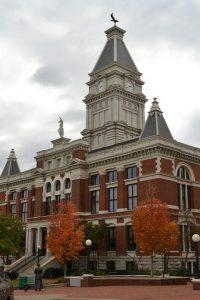Court House in Clarksville, TN