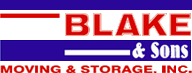 Blake & Sons Moving & Storage