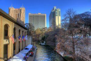 San Antonio - the Cradle of Liberty.