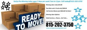 Verlys Pro Moving Labor