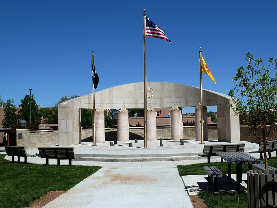 Monument in Santa Fe, NM