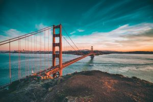 Visiting the Golden Gate is one of the best ways to spend family time in San Francisco