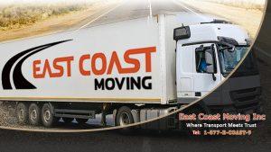 East Coast Moving Inc