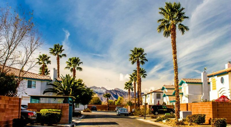 Best neighborhoods in Las Vegas