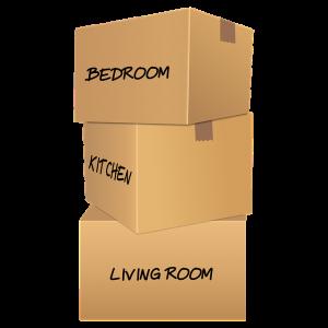 Moving boxes Bangor