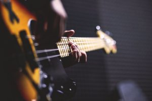 how to pack and move musical instruments such as a bass guitar