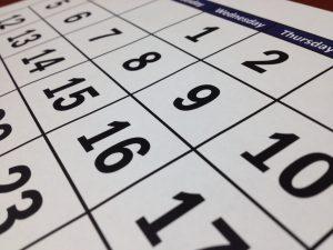 days to book during peak moving season