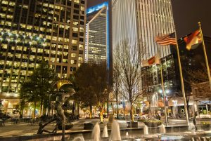 Charlotte downtown