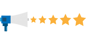 5-star rating of the best long distance moving companies Reading.