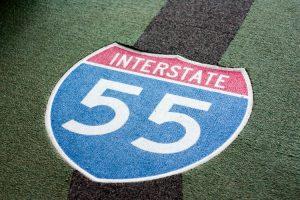 interstate sign