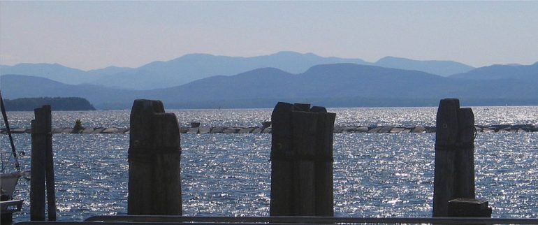 Lake Champlain - a well-known sight to moving companies Burlington VT